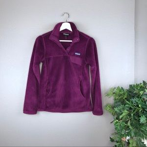 Patagonia Re-Tool Snap T Fleece Pullover